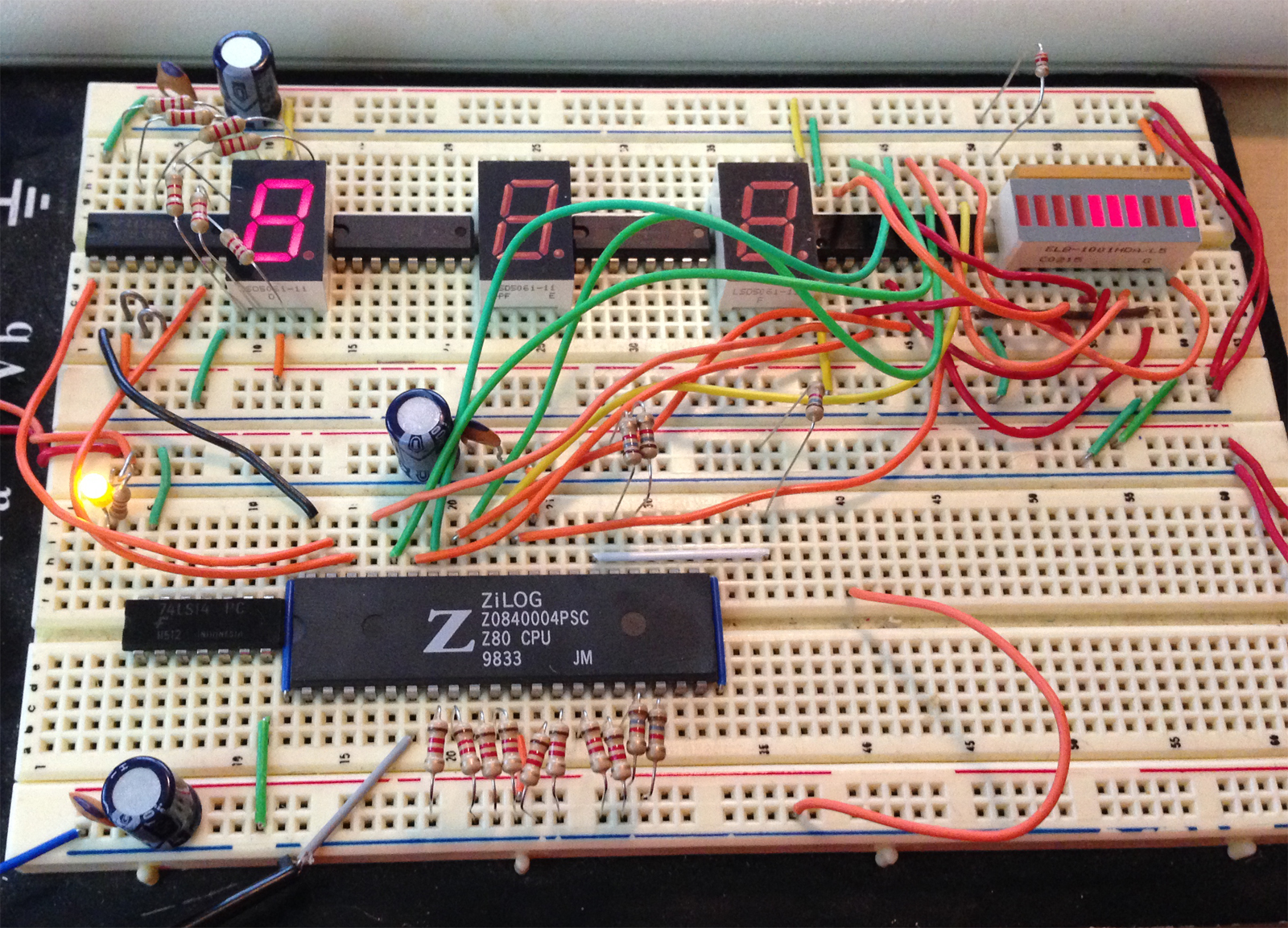 Z80 Computer and Assembler Adventures - Jack's Projects and Notes